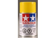 TAMIYA PS-6 POLYCARB PAINT YELLOW   | Paints