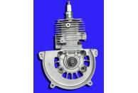 G290RC 28.5cc Zenoah 4 Bolt Long Block Assembly   Zenoah Car Engines