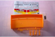85455 Wing Set, Orange/Yellow. | Bodies ,Wings & outer parts | HPI BAJA | Specials