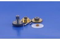 Hitec Metal Servo Gears for HS-5755MG or Multiplex Rhino | Accessories