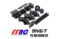 LOSI 5IVE-T PIT BOX/SCREW KIT | Bolts, Screws, Nuts, Washers | Chassis Parts | Bearings | Screw kits