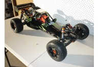 Rovan Baja 260S Buggy RTR 26cc (black body) | Large Scale Off Road Cars