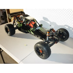 Rovan Baja 260S Buggy RTR 26cc (black body)   Large Scale Off Road Cars