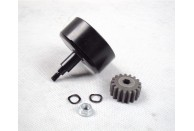 Rovan Hex Clutch Bell With 17T Pinion