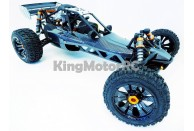 King Motor Baja 29cc (Carbon fibre) | Large Scale Off Road Cars