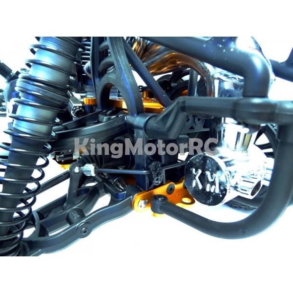 King Motor Baja 29cc (Carbon fibre)   Large Scale Off Road