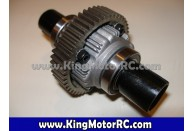 Aluminum differential | Large Scale Parts   | King motor factory parts | Drivetrain Parts | King motor after market parts | Driveline Parts