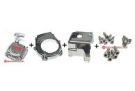 RC Engine Chrome Kit EG111 | Engine's,  Parts & Accessories | Engine Hopups & Accessories