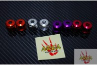 Area RC Billet Shock Cap Protectors | Suspension Parts | Suspension Option Parts | Used / Clearance Items | MGC Carousel