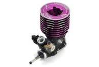 Novarossi Mito 4 Tuned 4-Port Off-Road Engine (Turbo Plug) (Ceramic Bearings) | Nitro engines