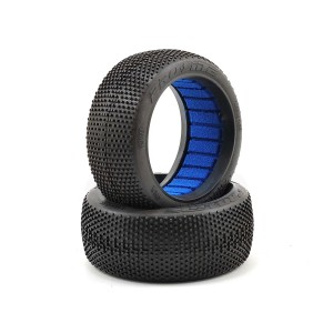 Pro-Line Hole Shot 2.0 1/8 Buggy Tires w/Closed Cell Inserts (2)  | Buggy tyres | Wheels and Tyres | 1/8 Tyres, Rims And Premounts | Pro Line | Tyres
