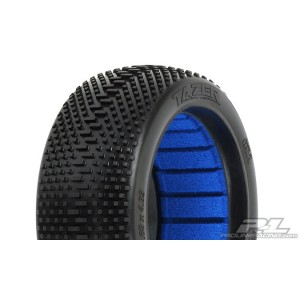 Pro-Line Racing Tazer 1/8 Buggy Tires w/Closed Cell Inserts (2) | Buggy tyres | Wheels and Tyres | 1/8 Tyres, Rims And Premounts | Pro Line | Tyres