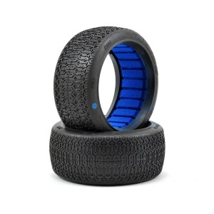 Pro-Line Racing ION 1/8 Buggy Tires w/V2 Inserts (2) | Buggy tyres | Wheels and Tyres | 1/8 Tyres, Rims And Premounts | Pro Line | Tyres