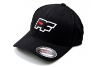 Protoform Flexfit Hat (Black) (S/M) | Hats