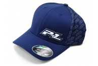 "Pro-Line Racing 2013 ""Swarm"" Flexfit Hat (Navy Blue) (S/M) 