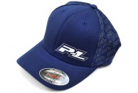 "Pro-Line Racing 2013 ""Swarm"" Flexfit Hat (Navy Blue) (L/XL) 