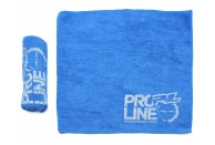 Pro-Line Racing Blue Micro Fiber Towels (2) | Pit Mats