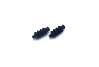 Rubber Flexi Rod Boots 33mm Long (Pack of 2) | Other Hull fittings