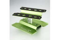 TFL RC Car Stand with Rotating Plate In Green Color    Tools/Maintenance