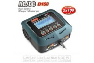 SkyRC D100 Dual AC/DC Charger | Chargers