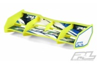 Pro-Line Trifecta 1/8 Off Road Wing (Yellow)  | Wings | For Sworkz | For Losi  | For Mugen Seiki | For Tekno RC | For Kyosho