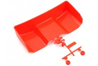 SWorkz S104 Rear Wing Set (No Holes) (Orange) | Wings