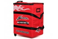SWorkz S-Line Racing Wheeled Trolley w/Drawers  | Storage | Hauler Bags