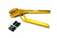 Golden Aluminum Multifunctional Pliers  | Nitro Engine Tools