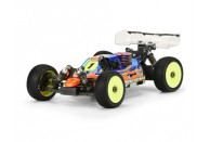 "Pro-Line ""Predator"" MBX7R 1/8 Buggy Body (Clear) 