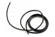ProTek RC 14awg Black Silicone Hookup Wire (1 Meter) | Wire