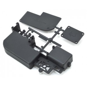 SWorkz S35-3 Nitro Buggy Radio Tray Set | All Plastic Parts