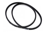 "ProTek RC ""SureStart"" Replacement HTD-3M-213 Belt (2) 