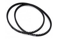 "ProTek RC ""SureStart"" Replacement HTD-3M-213 Belt (2)   Starter Box/Parts"