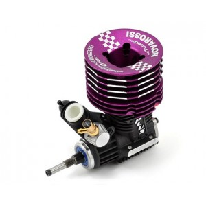 Novarossi KEEP OFF 21-4 Tuned .21 Off Road Engine (Turbo) (Ceramic Rear) | Nitro Engines & Accessories | Nitro engines