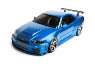 MST FXX-D 1/10 Scale 2WD Brushless RTR Drift Car w/Nissan R34 GT-R Body & 2.4GHz Transmitter | KITS