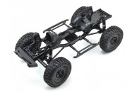 MST CFX-W High Performance Scale Rock Crawler Kit (No Body) 300mm Wheelbase | Rock Crawlers | KITS