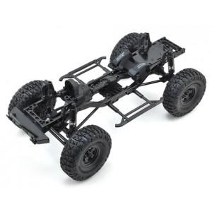 Mst Cfx W High Performance Scale Rock Crawler Kit No Body