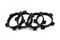 ProTek RC Monster Truck & Truggy Tire Mounting Glue Bands (4)   Tire Mounting Bands   Tyre Accessories