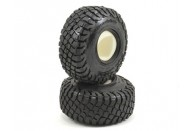 "Pro-Line BFGoodrich KR2 Rock Terrain 1.9"" Rock Crawler Tyres (2) (G8) w/Memory Foam | Tyres"