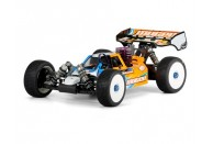 Pro-Line Phantom 1/8 Buggy Pre-Cut Body (Clear) (MBX7) | Bodies/Wings | For Sworkz | For Mugen Seiki