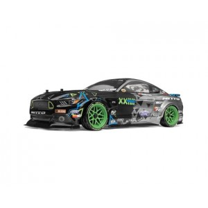 HPI RS4 Sport3 Drift RTR Ford Mustang Vaughn Gittin Jr. Body Sedan | KITS