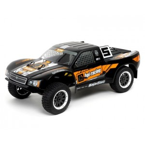 HPI Baja 5SC 1/5 Scale RTR Short Course Truck w/2.4GHz Radio & 26cc Gasoline Engine | Large Scale Off Road Cars