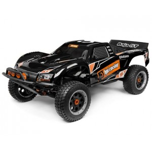HPI Baja 5T 1/5 RTR 2WD Gasoline Truck w/2.4GHz Radio & 26cc Engine | Large Scale Off Road Cars