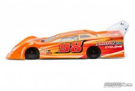 Protoform Cyclone 9.5 Dirt Oval Late Model Body (Clear) | 1/10 Scale | Bodies/Wings