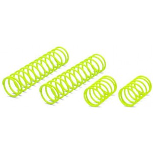 HPI Shock Spring Set 17.5 coils Yellow - Baja 5B | Look Whats New | Shocks & parts