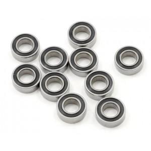 "ProTek RC 6x12x4mm Rubber Sealed ""Speed"" Bearing (10)   Bearings   Home"