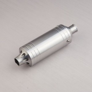 110mm Aluminum Muffler | Exhausts