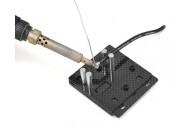 ProTek RC Carbon Fiber Soldering Jig   Electronics   ESC and Motors   Servos   Accessories   Plugs   Chargers leads