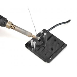 ProTek RC Carbon Fiber Soldering Jig | Home | Electronics | ESC and Motors | Servos | Accessories | Plugs | Chargers leads