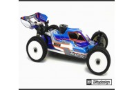 BDFRC-TK48.3 - Tekno NB48 | Bodies/Wings | 1/8 Scale | For Tekno RC